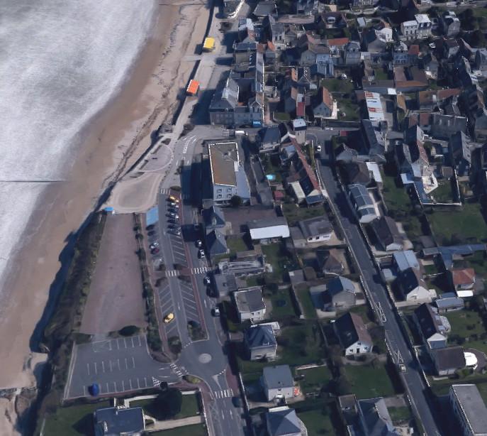 Saint-Aubin-sur-Mer, D-Day