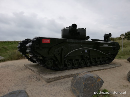 Churchill AVRE