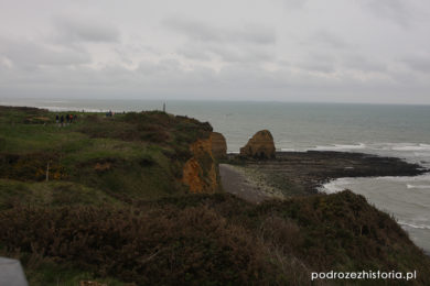 The Pointe Du Hoc