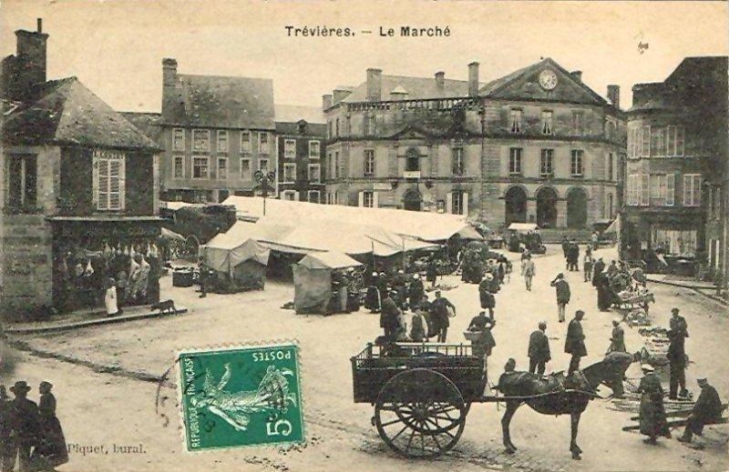 Trévières