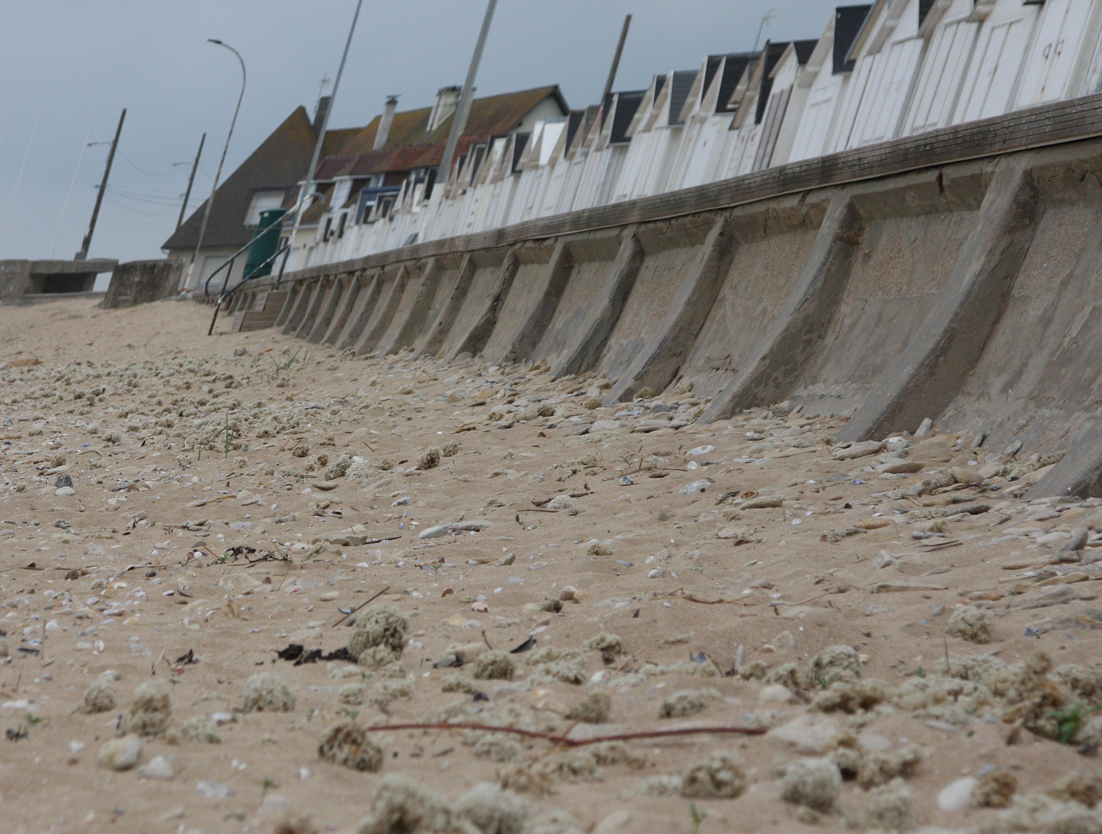 Bernieres-sur-Mer, D-day